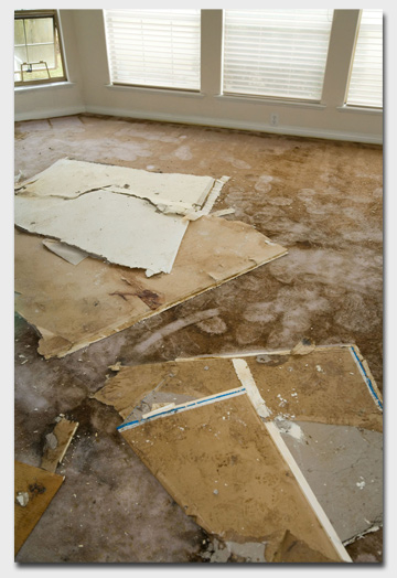 Water damage restoration, Midlothian Va